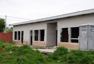 Rescindieron el contrato a la firma constructora y se paralizó la obra en el jardín de La Movediza