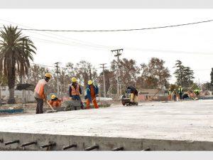 San Juan En Vialidad hablan de hacer la otra parte de la Avda. Central en 2020
