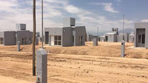 La Rioja construcción de 56 lotes con servicios para el barrio Los Altos $7,5 Millones