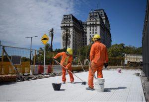 Ciudad de Buenos Aires licita arreglos de baldosas por $4.000.000.000