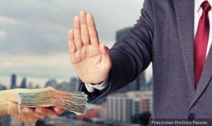 Erradicar la corrupción y no blindarla