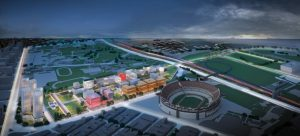 Nuevo Centro Deportivo de Tiro Áreas Exteriores $488 Millones 16 Ofertas