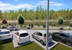 El municipio de Neuquénlicitó la última etapa del Paseo Costero para terminar de unir los balnearios $130 Millones