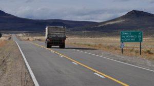 Confirman la reactivación de obras para terminar la Ruta 23 en el 2019