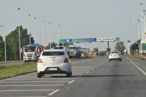 Repavimentación de autopista Rosario – Santa Fe KM 32 Km 100 / 7 Ofertas $960 Millones