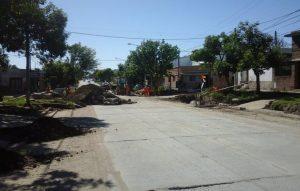 Paulina Castro de Demartín e Hijos construirá el ensanche de calle Jorge Newbery de Paraná $35 Millones