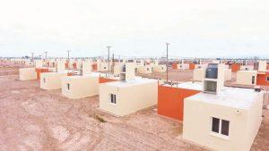 Licitan la construcción de casi 300 casas en los departamentos Caucete y Zonda $470 Millones