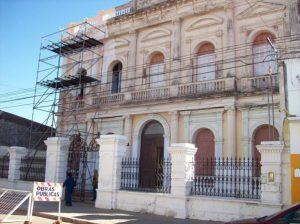 Obras de restauración del edificio de la Sociedad Italiana de Goya 3 Ofertas