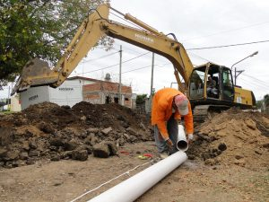 Ampliación de la red cloacal en Villa Clara EERR Unica Oferta $2,8 Millones