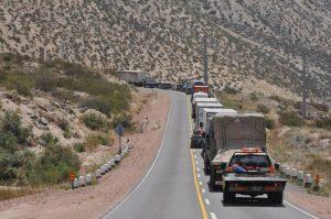 Ruta Nacional N°7 Agelo – Potrerillos Mendoza 12 Ofertas $375 Millones