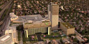 """Edificio """"Zetta"""" 12 pisos y US$65 millones para torre de oficinas"""
