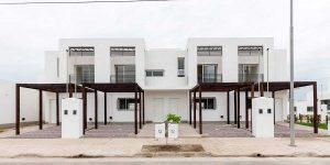 Adjudicaron J.L.F. la construcción de 66 viviendas unifamiliares en dúplex en la ciudad de Santiago del Estero $92 Millones