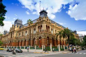 4 Ofertas para la Obra Intervención para Programas Educativos y Puesta en Valor del Palacio de las Aguas Corrientes $86 Millones