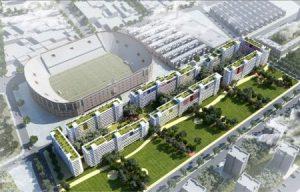 Adjudicaron a Instalectro el Parque Estación Buenos Aires $60 Millones