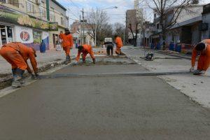 Concepción del Uruguay: Se presentaron tres ofertas para pavimentar y completar desagües en el FAPU $22 Millones