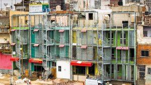 Adjudicaron a BOSQUIMANO y VILLAREX la Ejecución, rehabilitación y mantenimiento de fachadas, medianeras y cubiertas del barrio 31, Ciudad Autónoma de Buenos Aires – cuarta etapa