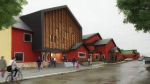 Una sola empresa se presentó para la construcción del cine en Calafate $43 Millones