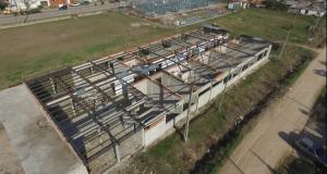 Cartelle S. A. retomar la obra de la escuela de Banfield $20,5 Millones
