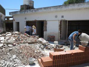 Ampliación y reforma de la Escuela Primaria 8 Arroyo Seco $2 Millones