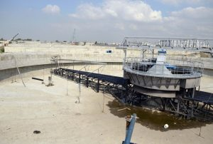 SYLPA empezó a construirse la nueva planta cloacal de Viedma $348 Millones