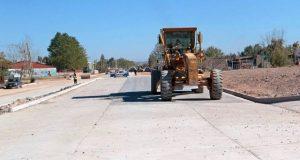 Tres obras de pavimentación en Neuquén $118 Millones