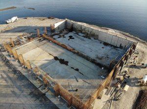 Cóccaro comienza la construcción de la planta de tratamiento de efluentes cloacales Margen Sur de Río Grande $300 Millones