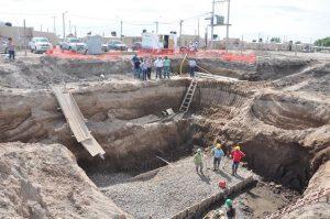 Obra del acueducto principal del sistema de agua potable de Allen $10 Millones
