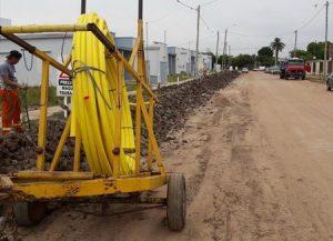 Paso de los Libres: tres ofertas para la red de gas natural en el barrio Invico $8 Millones