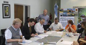 Firmaron contrato para Centro Concentrador de Mercadería en Los Menucos por $26 millones