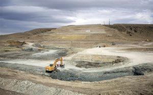 La represa «La Barrancosa» liderado por empresa china en Santa Cruz, Argentina