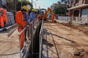"""CRZ construirá la construcción del colector denominado """"Morón Resto"""" $632 Millones"""