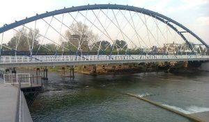 Dos empresas para la reconstrucción del puente Vélez Sarsfield $9 Millones