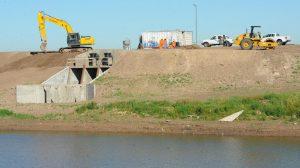 Se adjudicó a Roggio – Chediack – Ecodyma la ampliación de la capacidad del Río Salado. $3.493 Millones