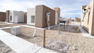 Licitaron $119 millones en viviendas para Comodoro y Esquel