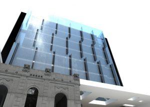 Adjudicaron a Moia el anexo de Tribunales de Paraná $71 Millones