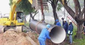 Ocho empresas compiten por el sistema cloacal de Jáchal $ 292 Millones