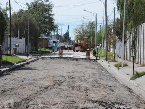Arreglo de más de mil calles de tierra en Tandil