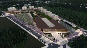 Así será el primer shopping de La Plata, que demandará una inversión de 130 millones de dólares