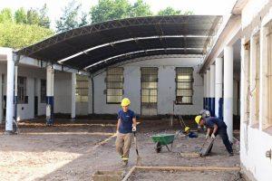 Obras en la Escuela N° 65 Villa Aurora Olavarría Única Oferta $ 3,8 Millones