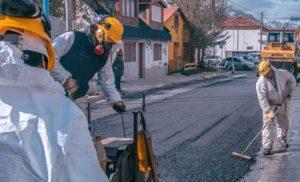 Dos empresas se presentaron para la repavimentación de Yrigoyen Ushuaia $ 23 Millones