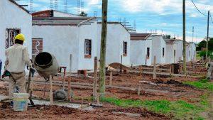 En otras cinco ciudades se ejecutarán viviendas con recursos provinciales en Entre Rios $47 Millones