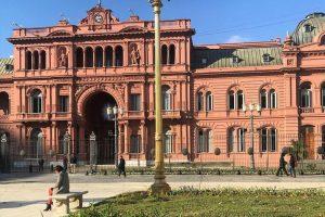 Adanti Solazzi que refaccionaba Casa Rosada pide el concurso y culpa al Gobierno