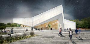 Licitaran el Centro de Convenciones de Neuquén U$S 7,5 Millones