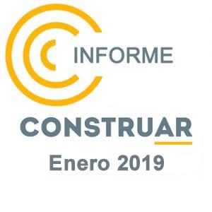 CONSTRUAR – Informe de la obra pública Enero 2019