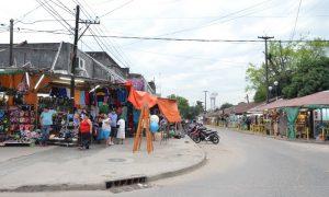 Paseo San Martín ofertas para el mercadito paraguayo