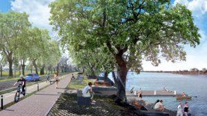 Hay 10 empresas interesadas en construir el Paseo del Puerto $ 30 Millones
