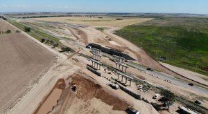 Versiones antagónicas sobre las obras en la autopista de la ruta 19