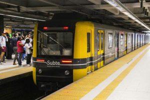 Coimas y subte: Metrovías en una conferencia incómoda
