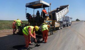 Obra en la ruta provincial 1 La Pampa $7 Millones 3 Ofertas