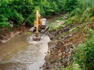 Adjudicaron a PROBA S.A. – TECNIPISOS S.A. la limpieza del arroyo Las Catonas y Los Perros para evitar inundaciones 7 Ofertas $32 Millones